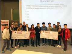 China - South Africa Student Knowledge Competition