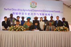 China-Africa Agriculture Summit Scheduled to Open in July, August a